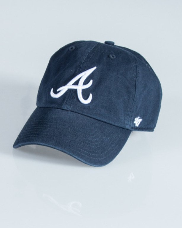 47 BRAND CAP ATLANTA BRAVES NAVY