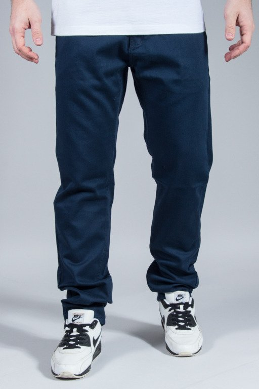 ALKOPOLIGAMIA PANTS CHINO Aa\' NAVY