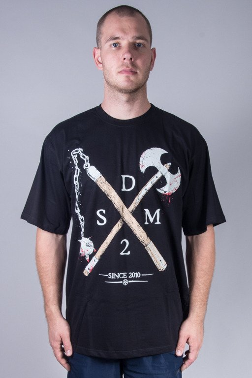 DEMONOLOGIA T-SHIRT D2SM BLACK