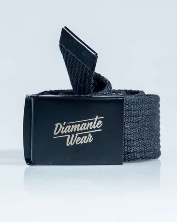 DIAMANTE WEAR BELT DIAMANTE BLACK-BLACK