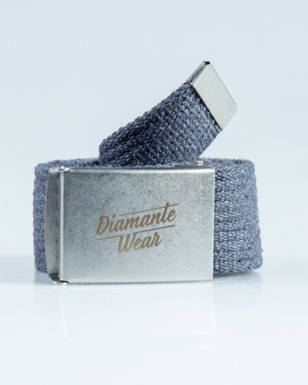 DIAMANTE WEAR BELT DIAMANTE GREY-SILVER