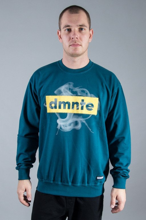 DIAMANTE WEAR CREWNECK DMNT EMERALD