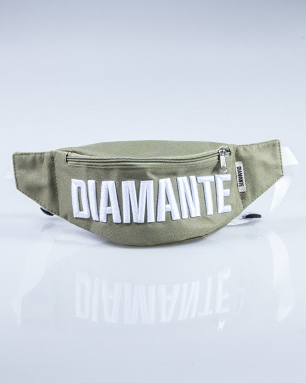DIAMANTE WEAR SACHET DIAMANTE 3D KHAKI