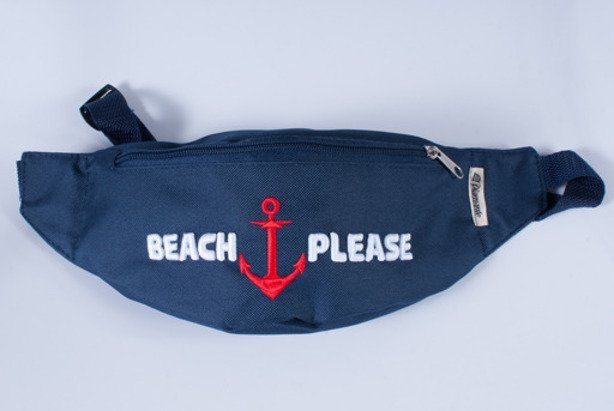 DIAMANTE WEAR SASZETKA NERKA BEACH PLEASE NAVY