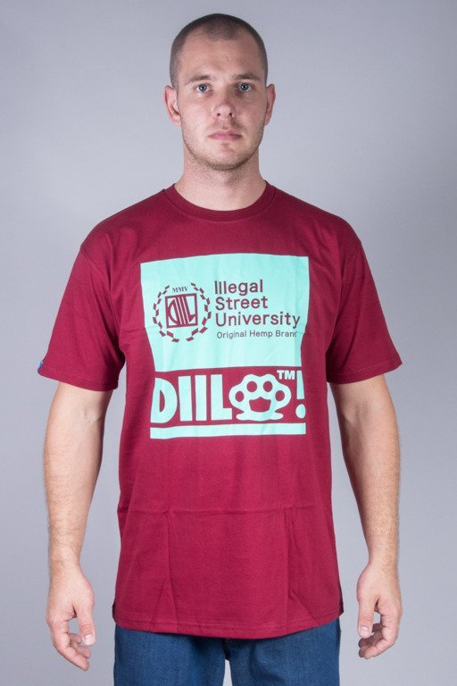 DIIL T-SHIRT MISSED BRICK