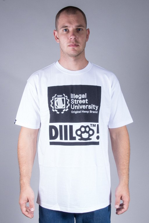 DIIL T-SHIRT MISSED WHITE