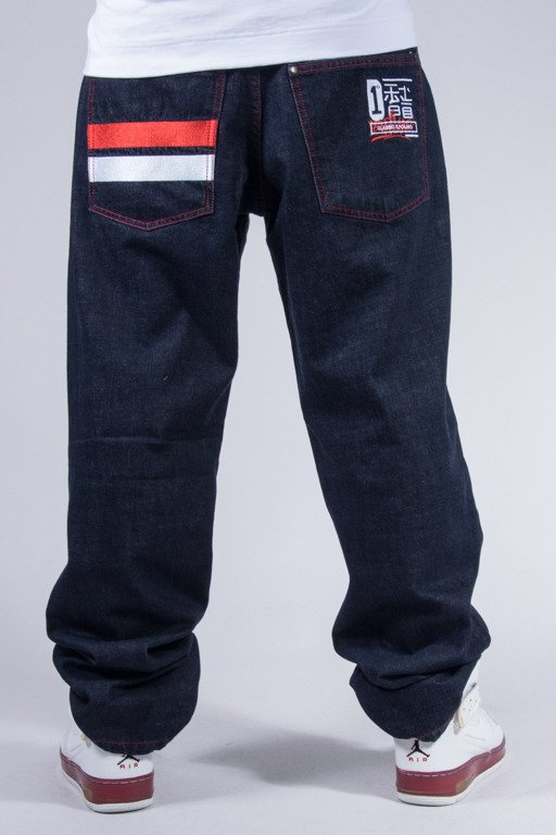 EL POLAKO JEANS REGULAR JAPAN DARK