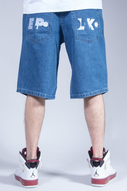 EL POLAKO SHORTS JEANS ELPK LIGHT