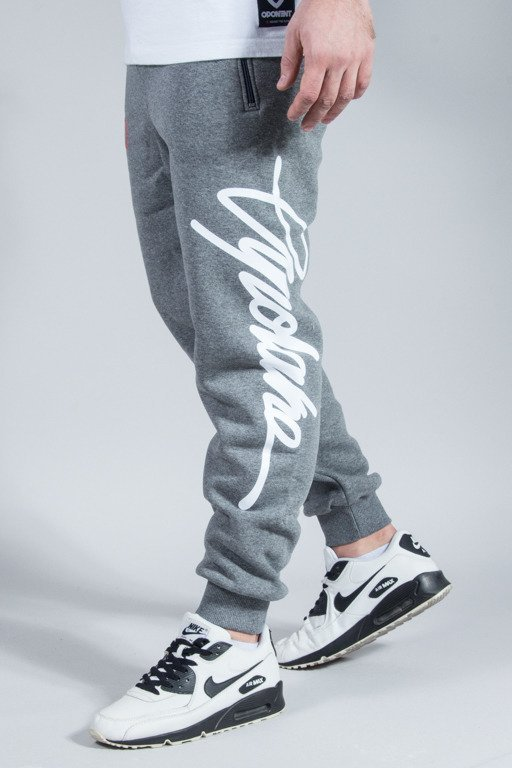 EL POLAKO SWEATPANTS CHAMPION GREY