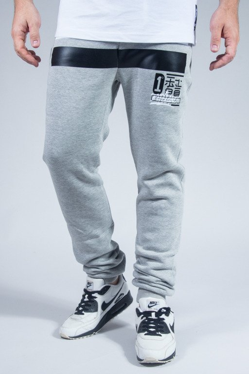EL POLAKO SWEATPANTS JAPAN MELANGE