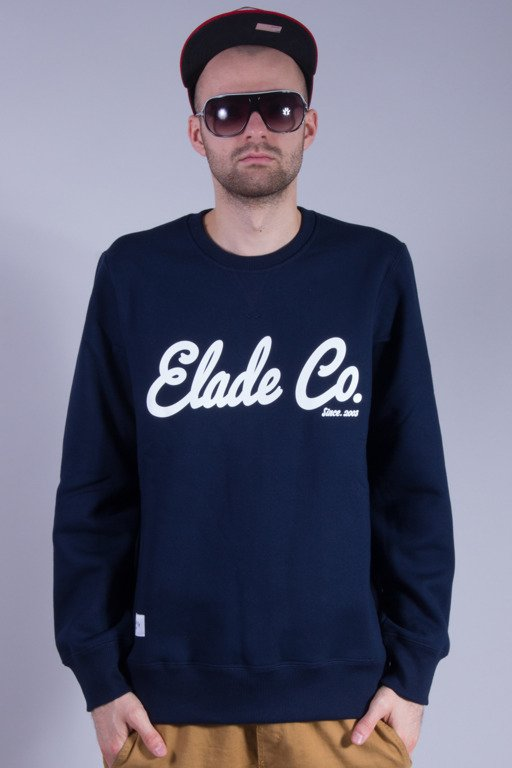 ELADE BLUZA BEZ KAPTURA ELADE CO. NAVY