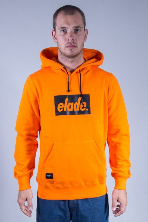 ELADE HOODIE BOX ORANGE