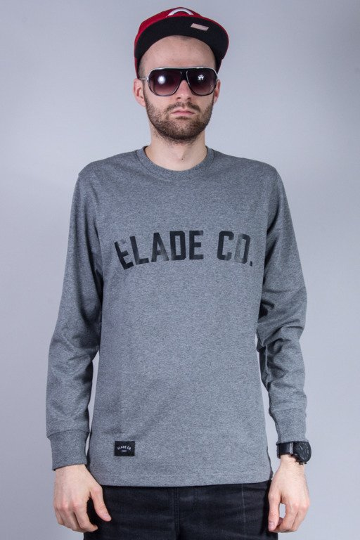 ELADE LONGSLEEVE COLLAGE GREY