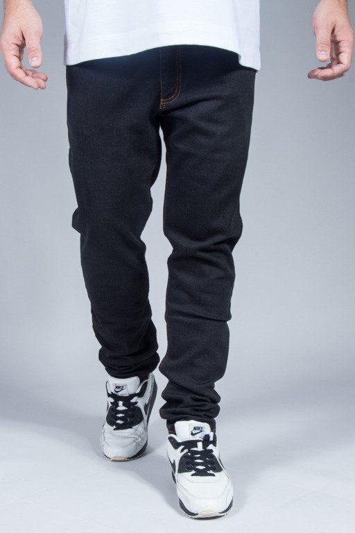 ELADE PANTS JEANS ELADE CO.  BLACK