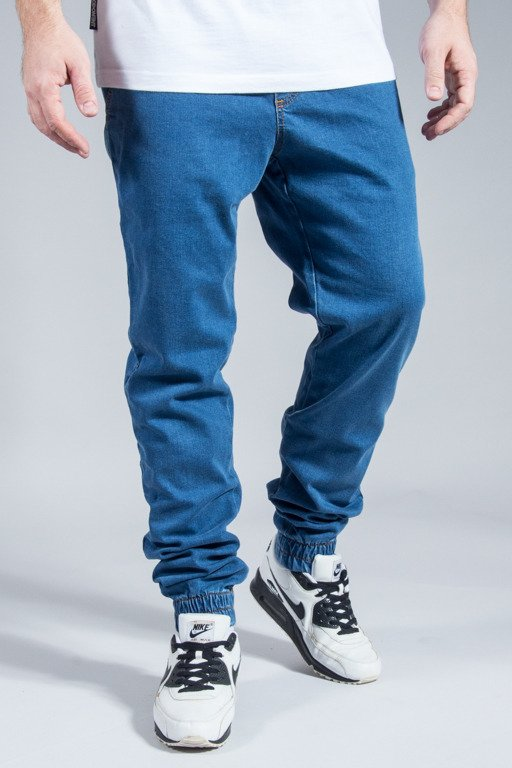 ELADE PANTS JEANS JOGGER INSERT LIGHT