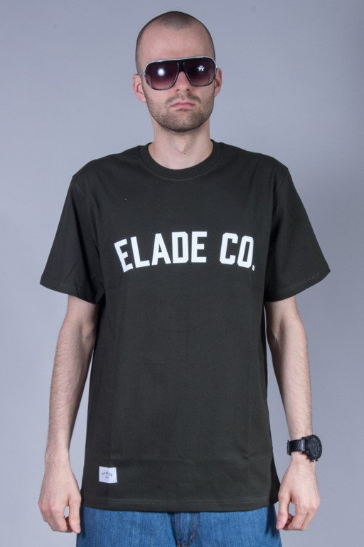 ELADE T-SHIRT COLLAGE KHAKI