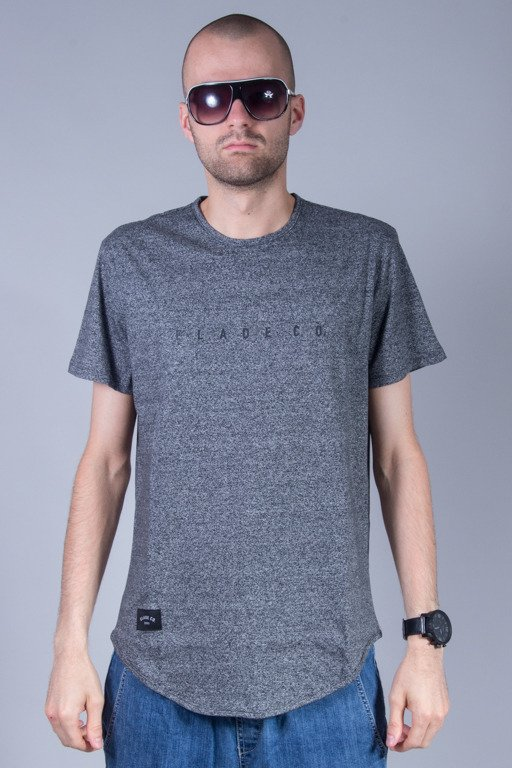 ELADE T-SHIRT MINIMAL SCALLOP PEPPER