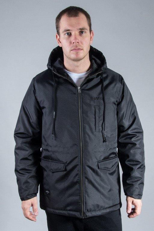 ELADE WINTER JACKET PARKA ELADE CO. BLACK