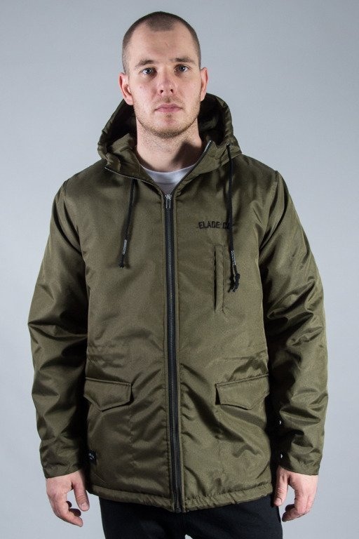 ELADE WINTER JACKET PARKA ELADE CO. KHAKI