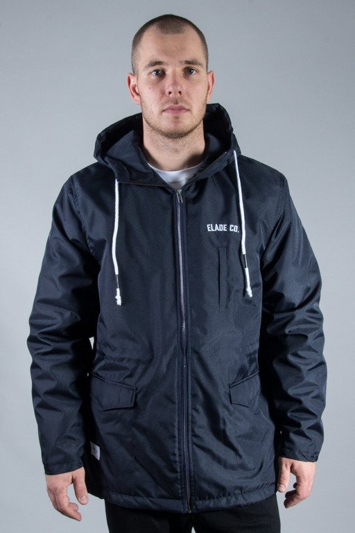 ELADE WINTER JACKET PARKA ELADE CO. NAVY