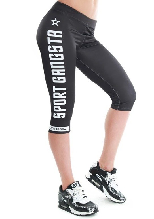 ENDORFINA LEGGINSY GANGSTA BLACK