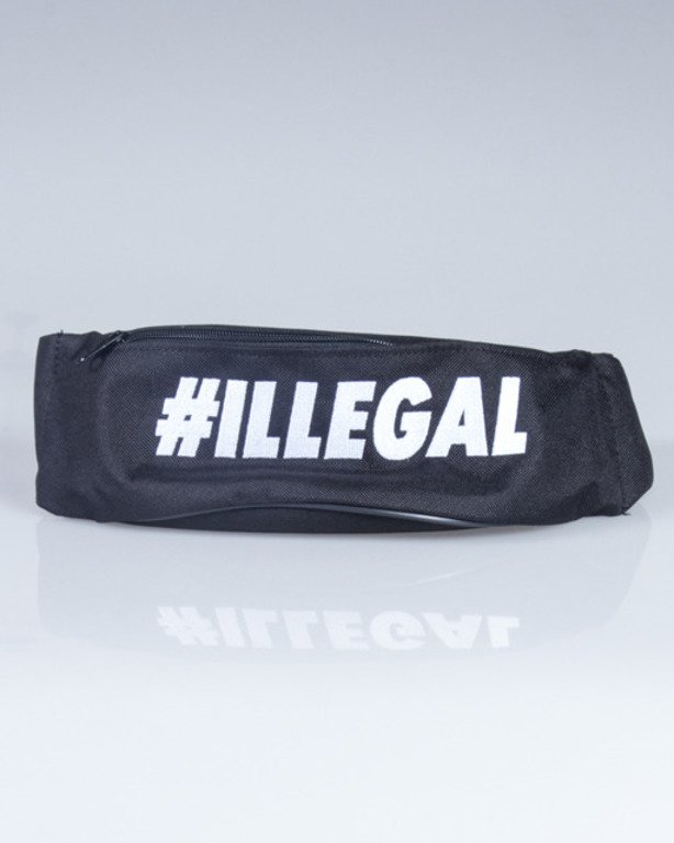 ILLEGAL STREETBAG ILLEGAL BIG BLACK