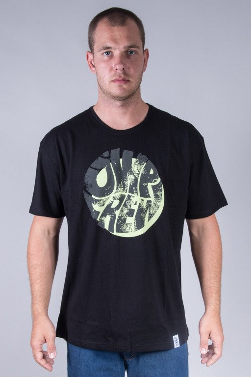 JWP T-SHIRT TRASH BLACK