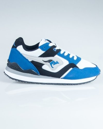 KANGAROOS BUTY RACER2 ROYAL BLUE-BLACK