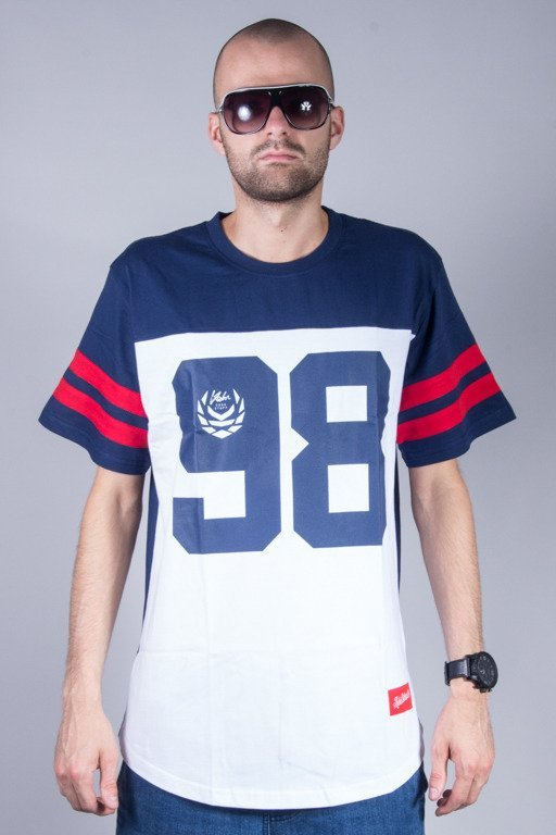 KOKA T-SHIRT HALL STREET NAVY