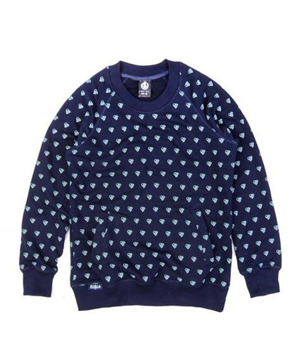 LADY DIIL BLUZA SWEET NAVY