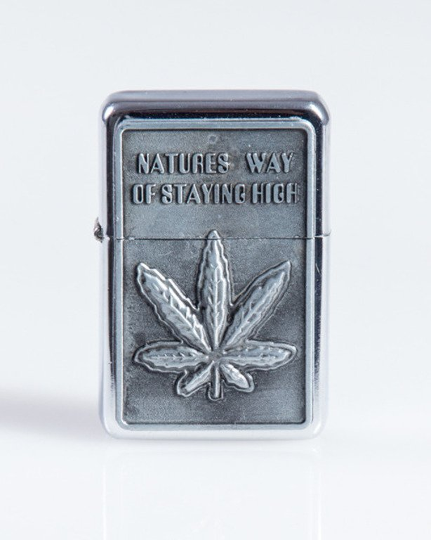 LIGHTER SILVER WAY OF HIGH