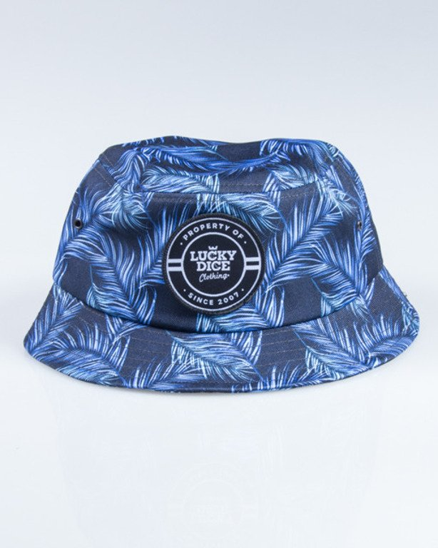 LUCKY DICE BUCKET HAT VIOLET