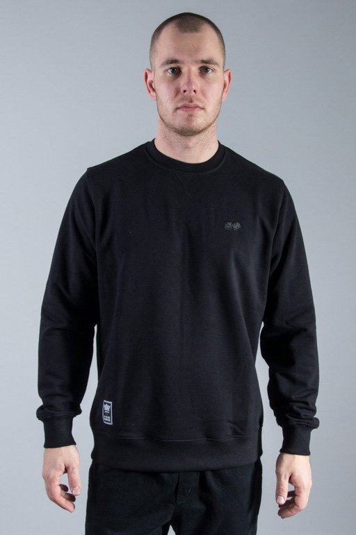 LUCKY DICE CREWNECK LD BASIC BLACK