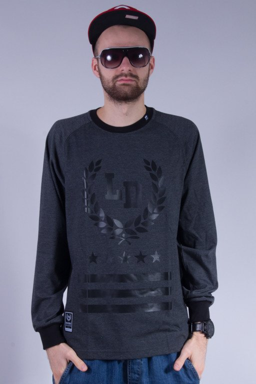 LUCKY DICE LONGSLEEVE LAUREL GREY