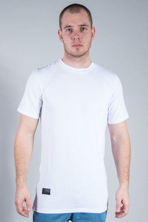 MAJORS T-SHIRT BASIC EXTENDED WHITE