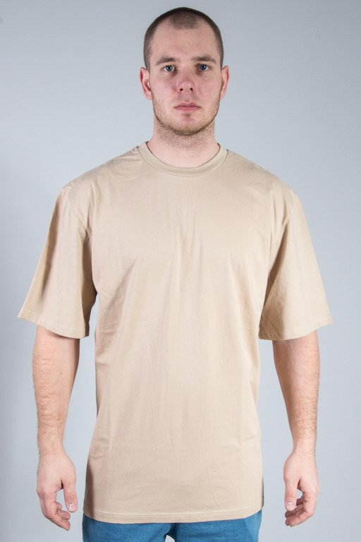 MAJORS T-SHIRT OVERSIZED SAND