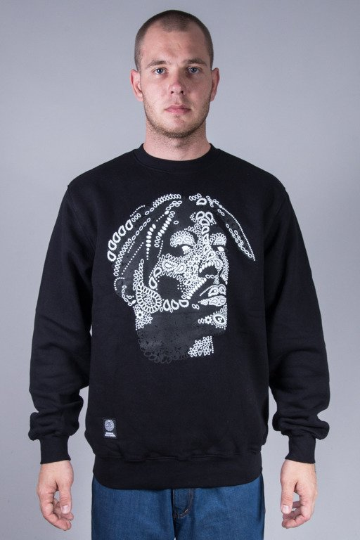 MASS CREWNECK LA LEGEND BLACK