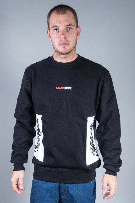 MASS CREWNECK MEMENTO BLACK