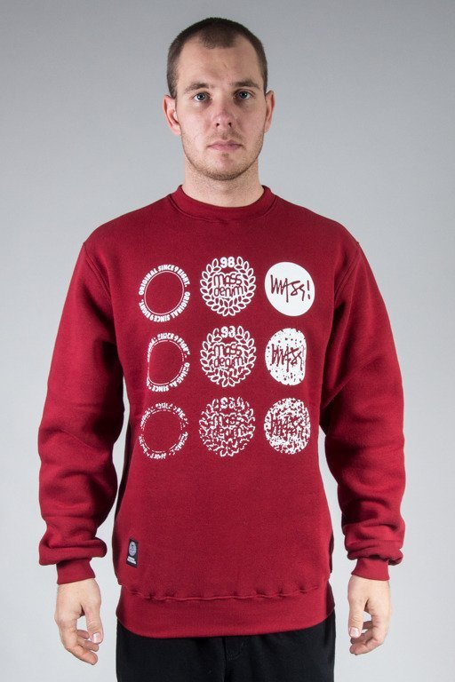 MASS CREWNECK MIND BRICK