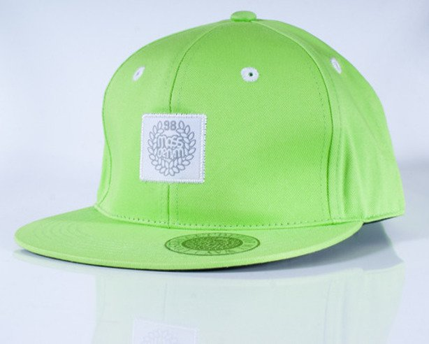 MASS CZAPKA FULLCAP BASE GREEN