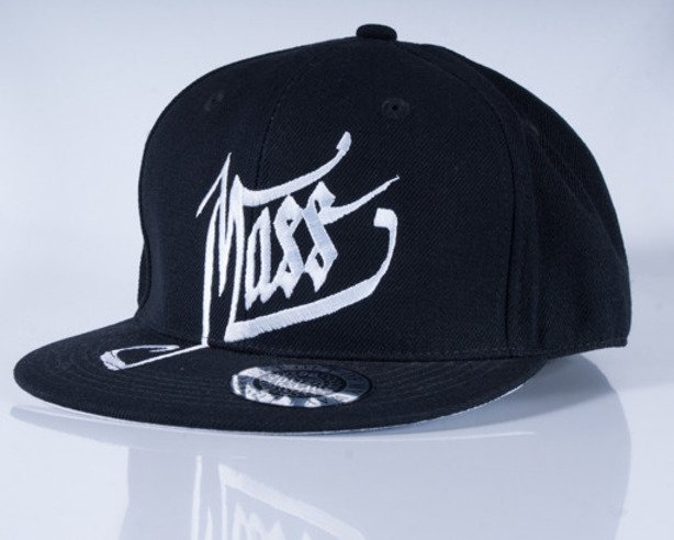 MASS CZAPKA FULLCAP HATE BLACK