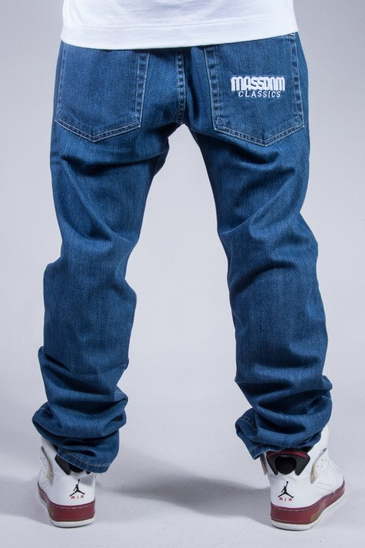 MASS JEANS CLASSICS STRAIGHT MEDIUM