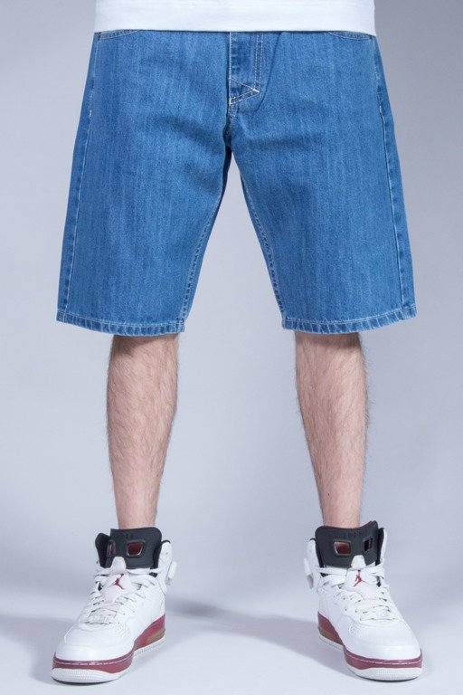 MASS JEANS SHORTS CLASSIC LIGHT