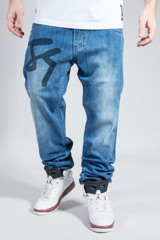 MASS JEANS SIGANTURE BIG STRAIGHT LIGHT