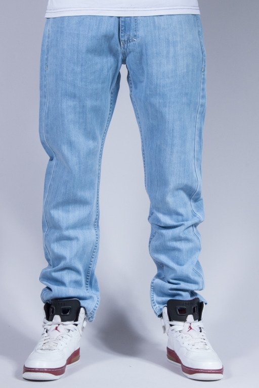MASS SPODNIE JEANS BASE SS16 LIGHT