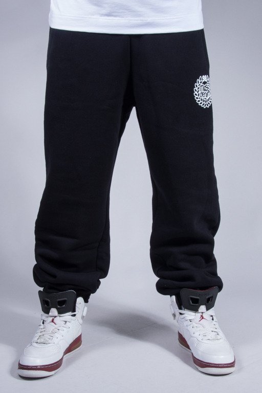 MASS SWEATPANTS BASE BLACK