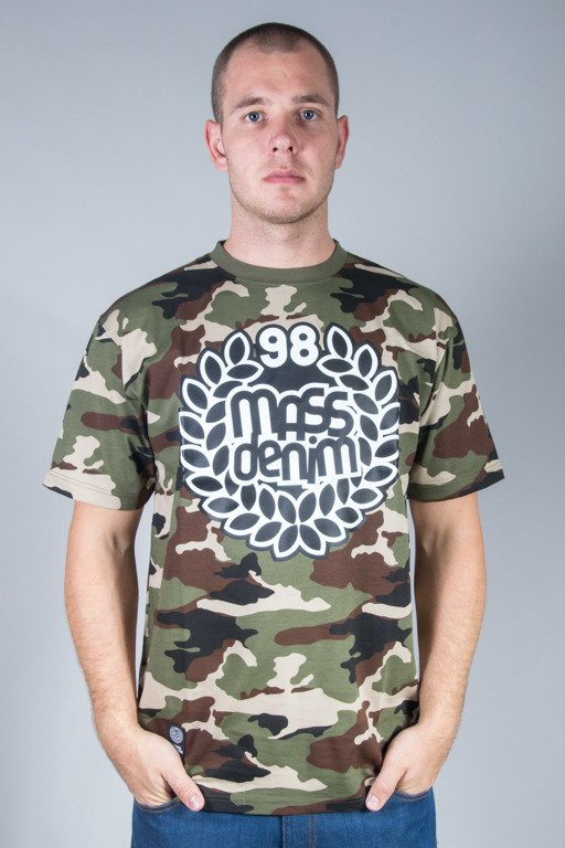 MASS T-SHIRT BASE CAMO