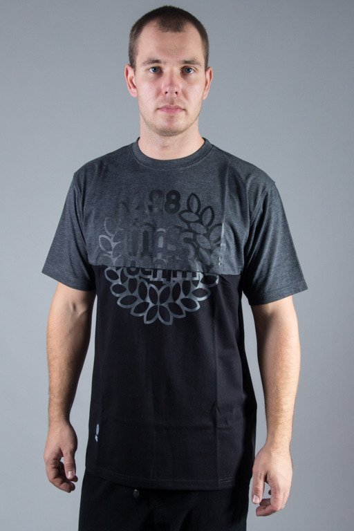 MASS T-SHIRT BASE CUT GRAFIT-BLACK