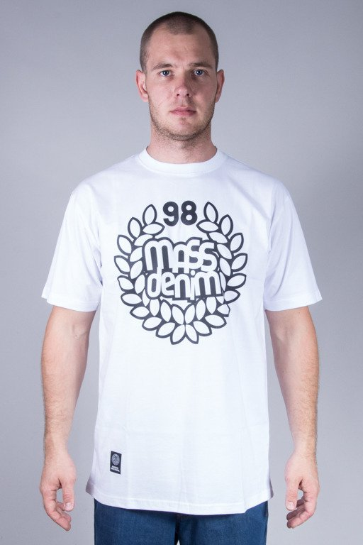 MASS T-SHIRT BASE WHITE