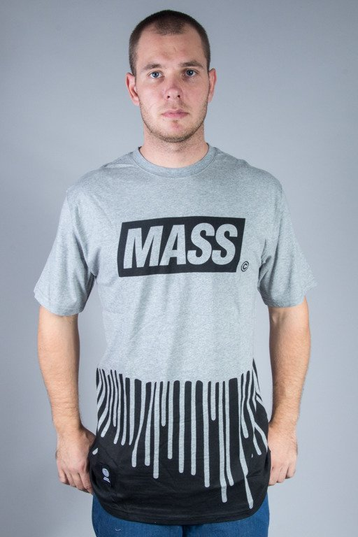 MASS T-SHIRT COVER GREY